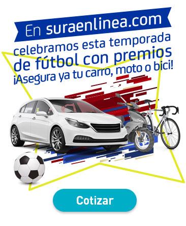 promoción bicicletas suraenlinea.com