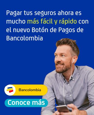 Botón pagos Bancolombia