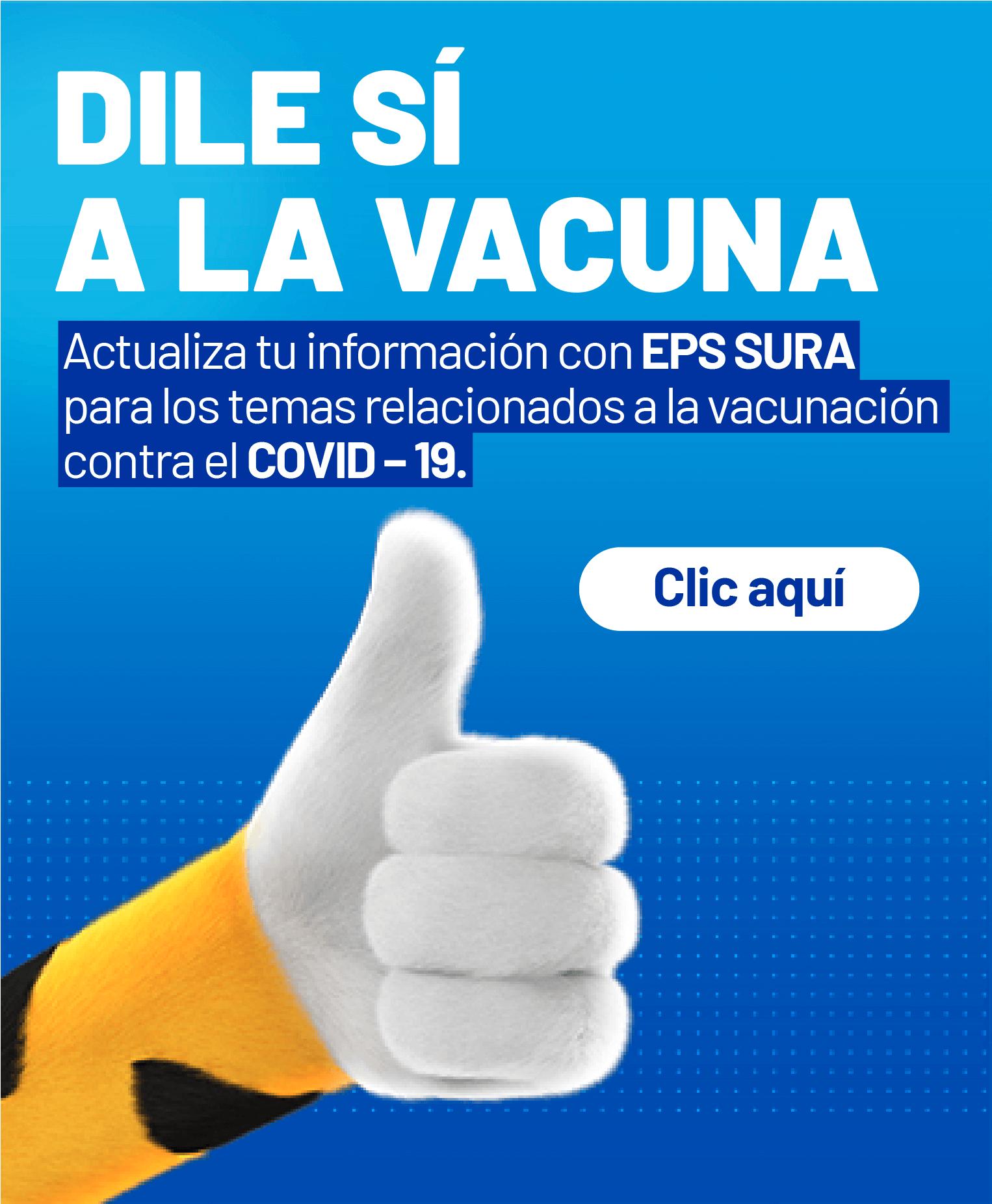 Datos vacunación
