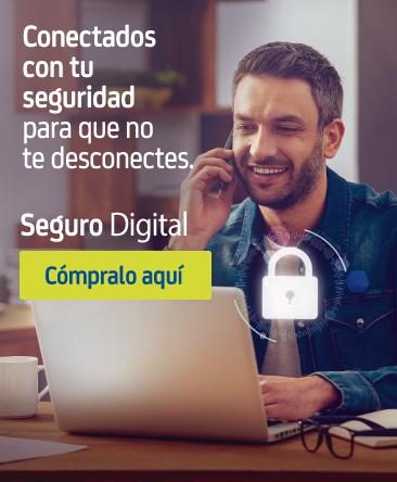 seguro digital una opción para protegerse en la web